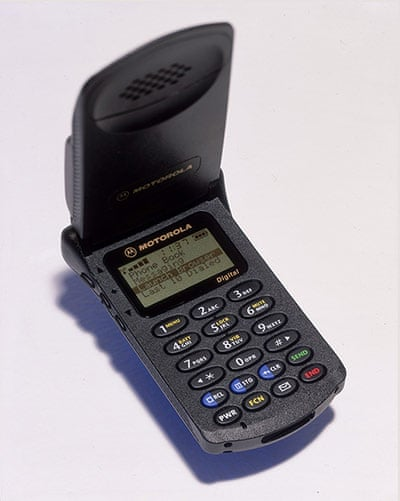 Mobile Phones 40 Years Of Handsets In Pictures