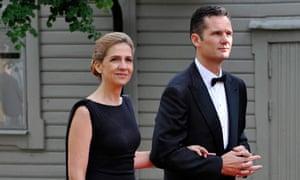 Spain Princess Christina suspect corruption