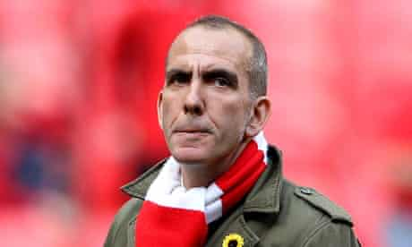 Paolo Di Canio … refuses to deny he is a fascist.
