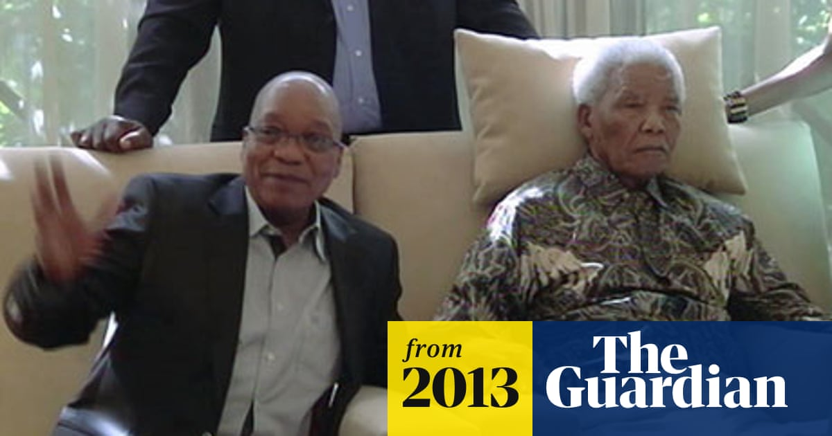 Anc Criticised Over Nelson Mandela Video World News The