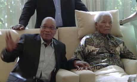 Nelson Mandela ANC video