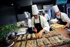 Best Restaurants 2013: 1 El Celler de Can Roca, Girona, Spain