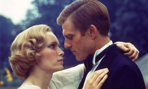What Makes The Great Gatsby Great  Books  The Guardian Redford And Farrow In The Great Gatsby
