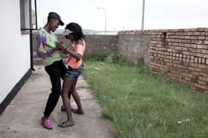 Izikhothane - in pictures: Izikhothane young people in pictures