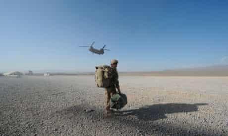 Forward Operating Base Sharano