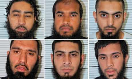 EDL terror case