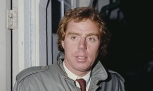 Harry Redknapp when he was manager of AFC Bournemouth, 1990.