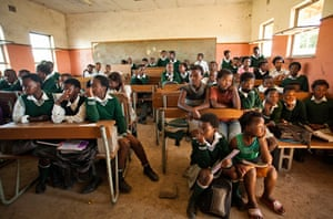Eastern Cape Schools: Overcrowding in classrooms