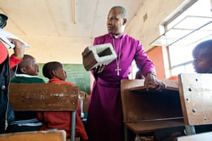 Eastern Cape Schools: Archbishop Thabo Makgoba of the Anglican Church of South Africa