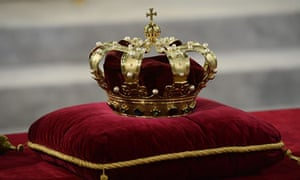The Dutch crown