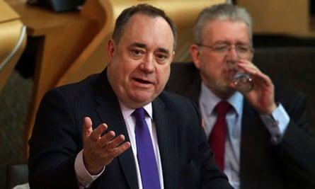 Scottish first minister