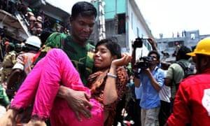 Bangladesh builging collapse