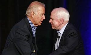 Biden McCain Arizona conference