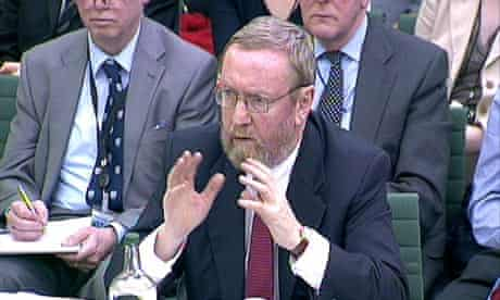 Sir John Beddington, former Government Chief Scientific Adviser, giving evidence to the House of Commons Science and Technology Committee in 2012.
