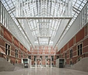 Rijksmuseum: Rijksmuseum Atrium, 2012