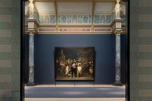 Rijksmuseum: The Night Watch Gallery