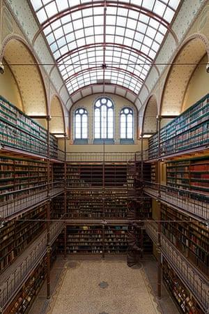 Rijksmuseum: Cuypers Library