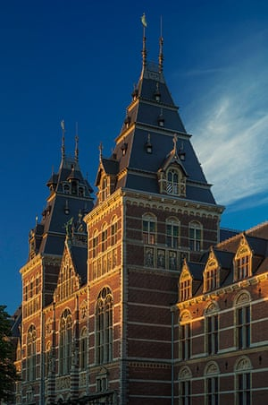 Rijksmuseum: The Rijksmuseum