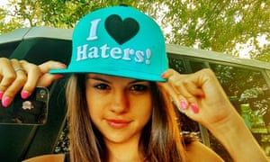 Selena Gomez as Faith in Spring Breakers: 'I love and relate to her.'