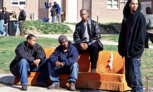 The Wire: Baltimore life from elite to precariat?