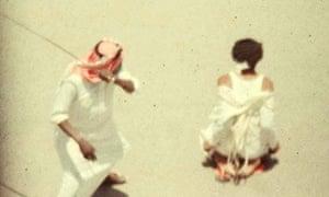 Resultado de imagem para A man who paralysed his friend was sentenced to himself be paralysed SAUDI ARABI