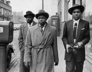Thurston Hopkins: Jamaican Immigrants