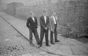 Thurston Hopkins: Liverpool Boys