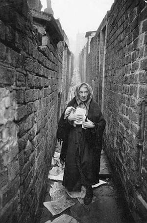 Thurston Hopkins: Old Woman
