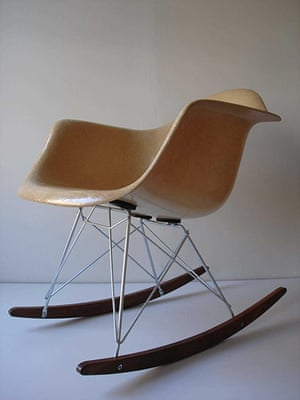 Ten best: Charles and Ray Eames chair