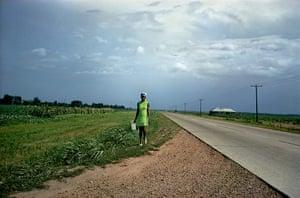 Eggleston: Untitled, 1970 from William Eggleston's Guide