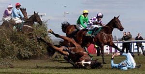 Dangers of Aintree: John Smith's Grand National Meeting