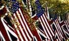 """US UK flags"""