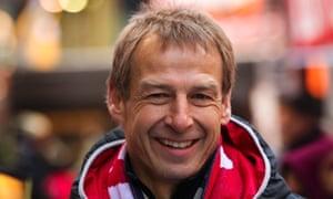 Jurgen Klinsmann USMNT USA
