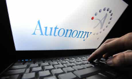 Hewlett-Packard chairman quits over Autonomy sale