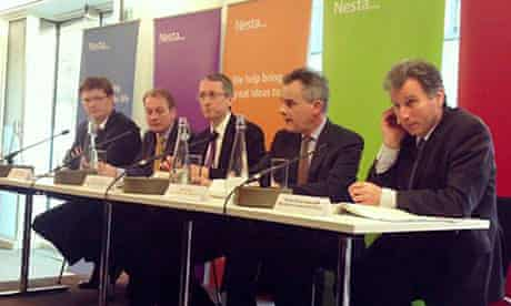 Launch of What Works centres