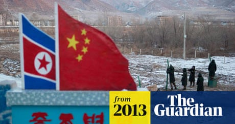 North Korea's threats of war make Chinese neighbours nervous