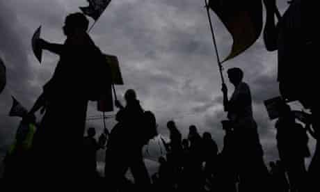 Civil servants in Bristol join public sector in national strike