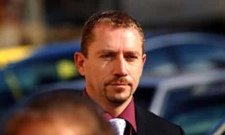 West Mercia PC Mark Milton