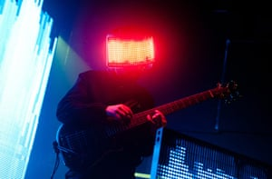 Week in music: Squarepusher plays a one off show at the Rescue Rooms in Nottingham on 29 M