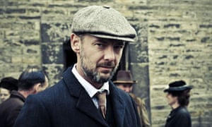 John Simm The Village