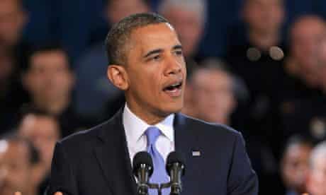 President Obama Denver Police Academy