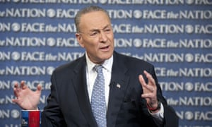 Chuck Schumer on Face the Nation