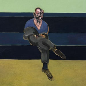 Portrait of Francis Bacon's violent lover to be auctioned at Sotheby's