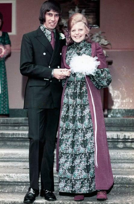 Ruth Wishart wedding