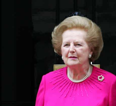The Margaret Thatcher Look From The Pearls To The Handbag Fashion The Guardian