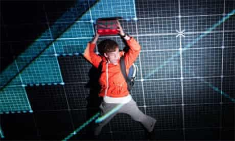 The Curious Incident of the Dog in the Night-Time, National theatre