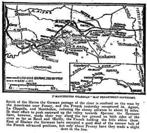 WW1 graphics: July 17, 1918