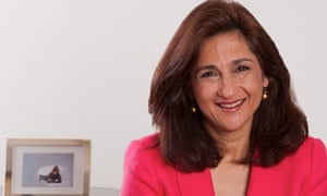 2012 International Monetary Fund Deputy Managing Director Nemat Shafik