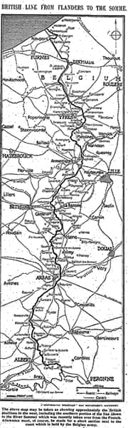 WW1 graphics: May 26, 1916