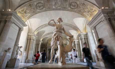 FRANCE-ILLUSTRATION-MUSEUM-TOURISM-LOUVRE